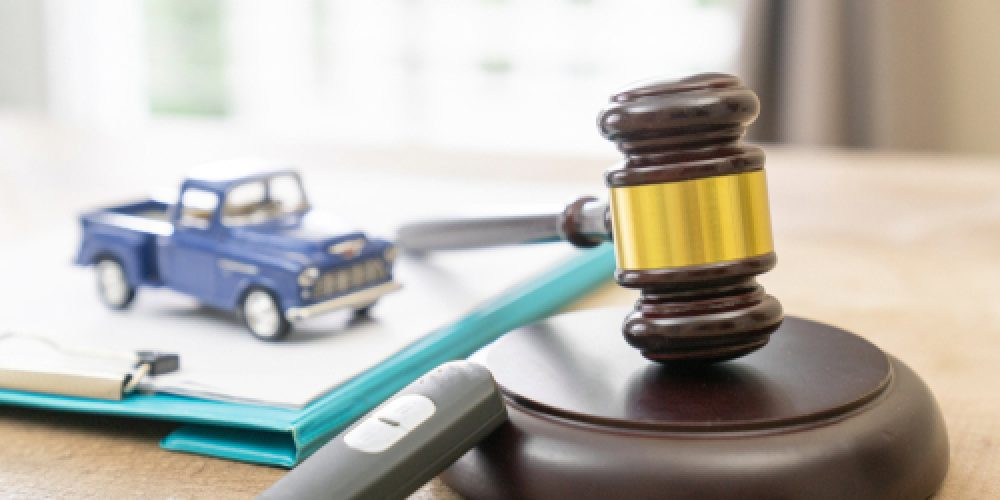 In case of wrongful death, locate rear ended california